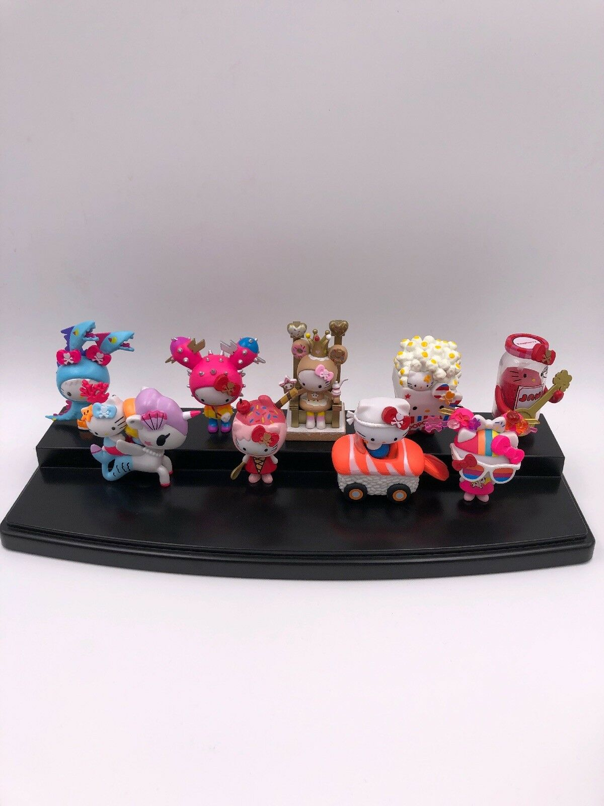 Tokidoki x Hello Kitty Series 2 Blind Box: Set of 9 Without Chaser