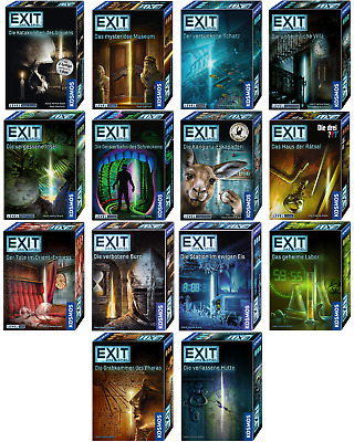 Room Escape Games Deutsch