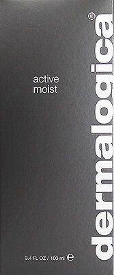 Dermalogica Active Moist 3.4oz(100ml) Large Size  BRAND NEW