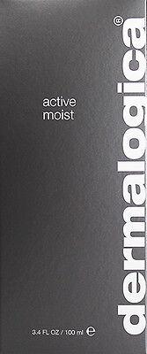 Dermalogica Active Moist 3.4oz(100ml) Large Size  BRAND NEW
