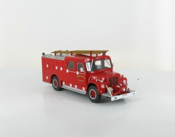 1 43 IXO LOADSTAR 1627 WASTERLAIN pompier pompiers 49