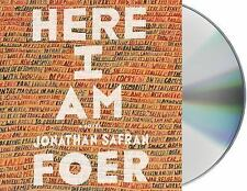 Here I Am by Jonathan Safran Foer (2016, CD, Unabridged)