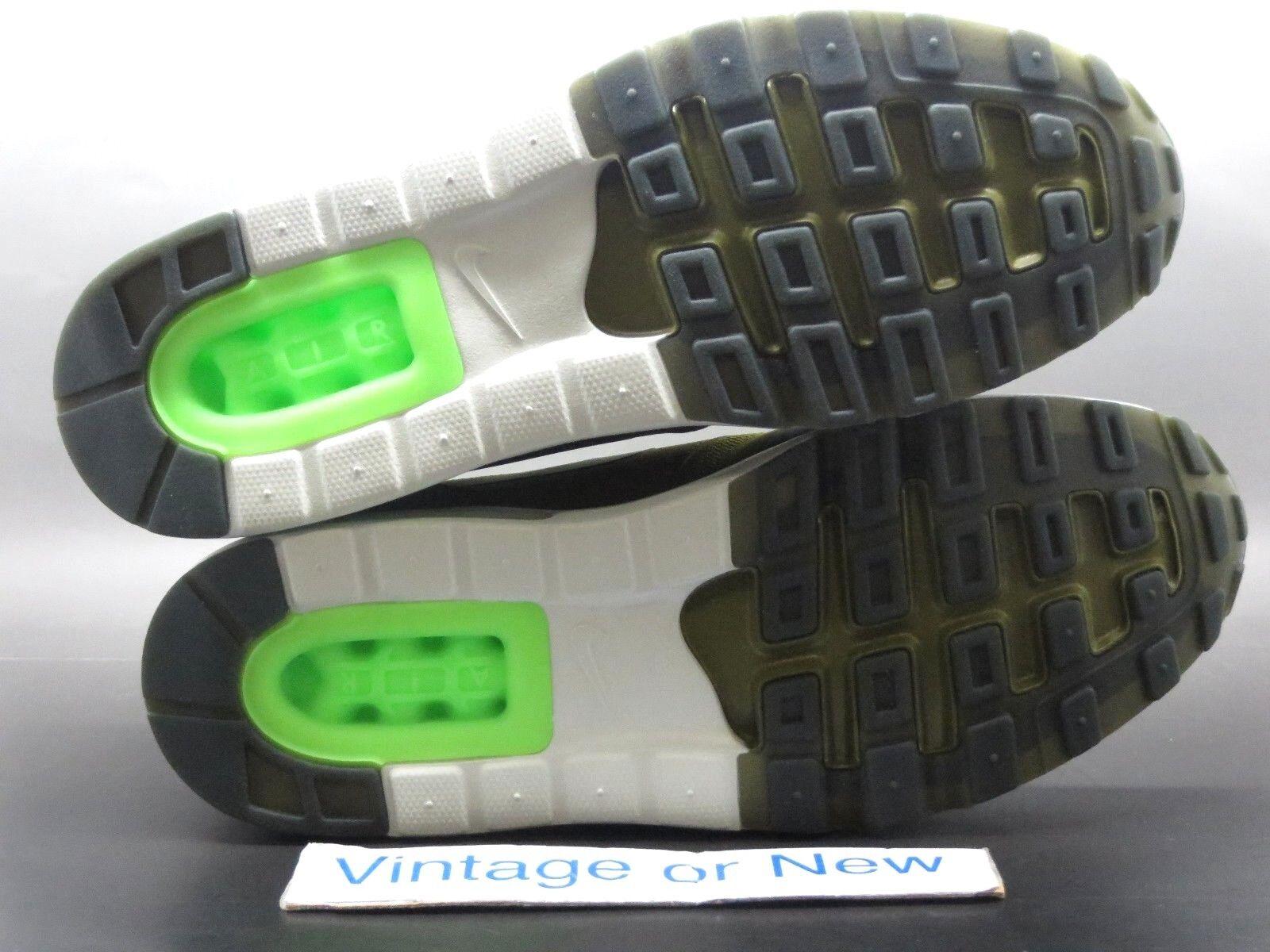 DS Nike Air Max 1 Ultra 2.0 SE Cargo Khaki Militia Green Running 875845-300 sz 9