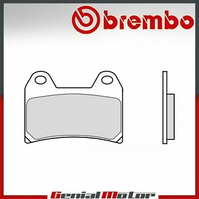 Auto & Motorrad: Teile Motorradteile Vorderen Brembo 73 Bremsbelage Fur Moto Guzzi California Jackal 1100 1999 > 2001 Feines Handwerk