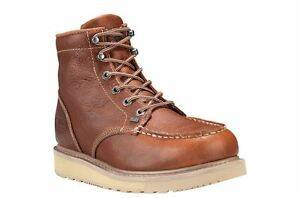Details about Men's Timberland PRO Barstow Wedge Moc Soft Toe Work Boots