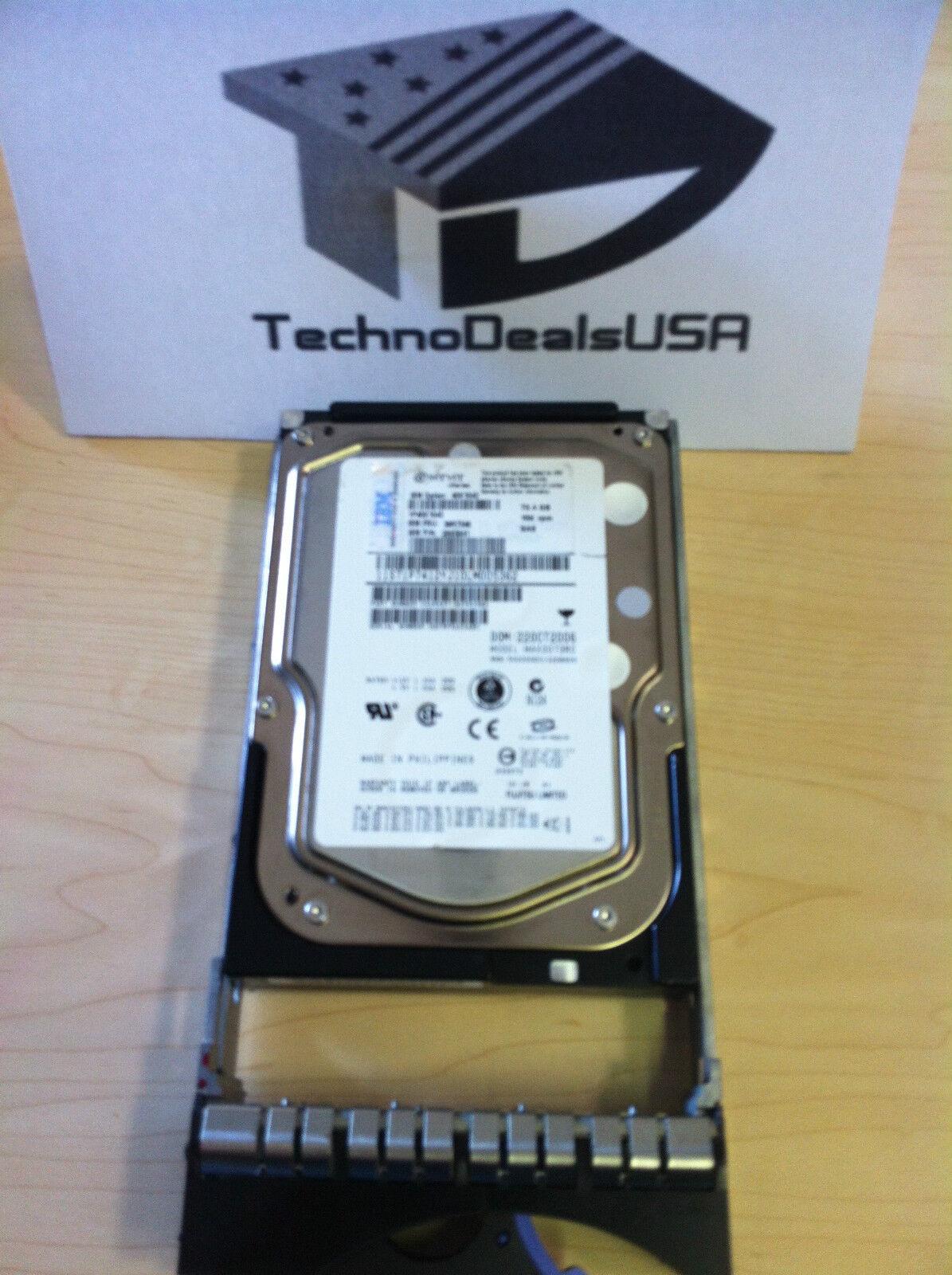73P8023,73P8022 26K5203 IBM 2Gbps FC 146.8 GB 15K Hot-Swap HDD