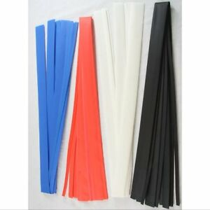 80' HEAT SHRINK TUBING WRAP SLEEVES ASSORTED COLOR WIRE