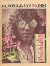 MAGAZINE OOR 1974 nr. 17 - MOTT THE HOOPLE/JOHNNY WINTER/ROY ORBISON/BUDDY GUY