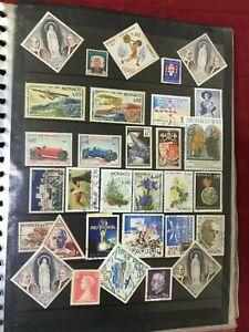CMF2) Spain, Monaco & other Worldwide Collection