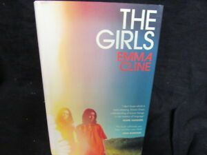 Details about (Very Good) THE GIRLS  SIGNED,EMMA CLINE,HARDBACK,CHATTO &  WINDUS