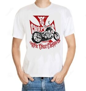 Camiseta-hombre-west-coast-choppers-T-shirt-men-Jesse-James-biker-motero