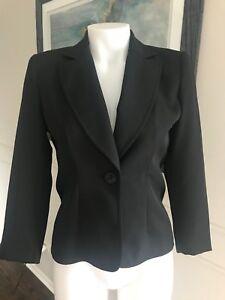 pour femme Collection élégante Veste 2p Hugo ~ noire Buscati Taille 6Y1nSwqX