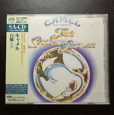 Camel (music inspired by ) The Snow Goose SA-CD SHM CD Album UIGY-15035 NEU