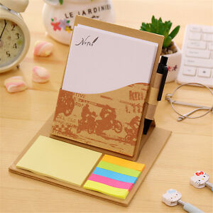 Hot-Multi-Purpose-Sticky-Notes-Message-Stickers-Notebook-Write-Paper-Stationery