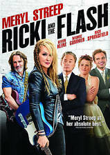 Ricki and the Flash (DVD) MERYL STREEP USED VERY GOOD