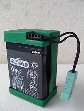 batteria battery 6 V 4,5 Ah ricaricabile volt ampere auto moto peg perego KB0030
