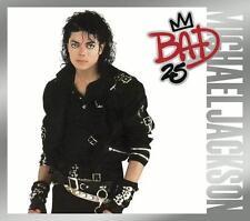 MICHAEL JACKSON - BAD 25th ANNIVERSARY EDITION 2 CDs (NEU & OVP)
