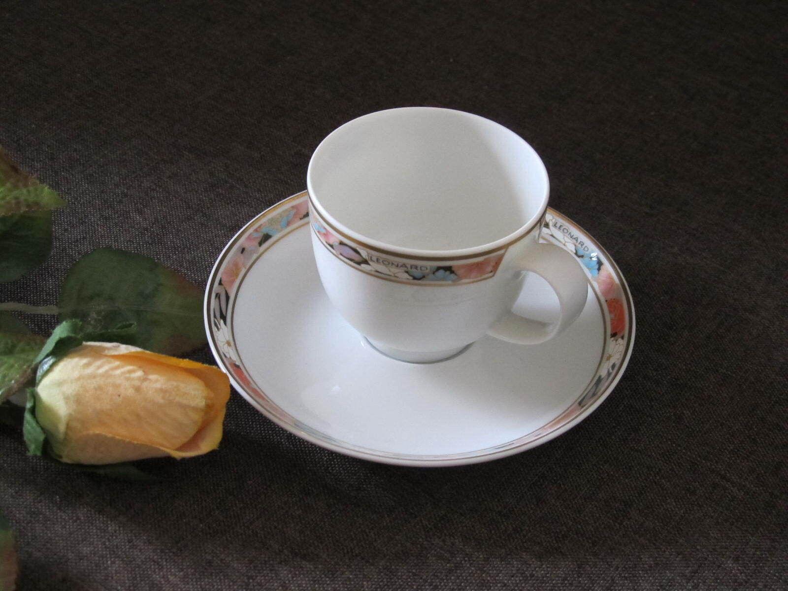 Galleria Bologne 6 Espresso Tasses 2 pièces Hutschenreuther