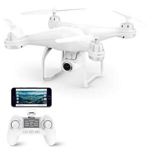 Potensic Drone GPS con Telecamera 1080P Drone Professionale T25 Dual GPS con...