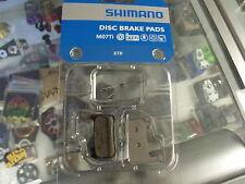 SHIMANO M07TI--XTR BR-M975--M965--M775 RESIN COMPOUND DISC BICYCLE BRAKE PADS