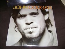 ORIG 1979-JOHN COUGAR-S/T DEBUT LP- STILL SEALED!  1st US PRESS   Rock LP