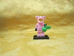 Image Is Loading Lego Minifig Minifigures Mini Fig Series 12 Pig