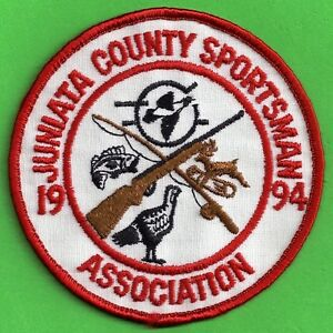 Pa pennsylvania fish game commission related 1994 juniata for Pa game and fish