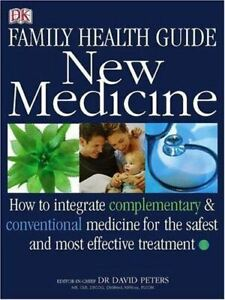 Peters-David-Family-Health-Guide-New-Medicine-Like-New-Hardcover