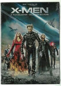 Brand-New-Sealed-DVD-Digital-HD-X-MEN-3-Film-Collection-Also-In-French