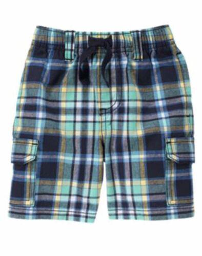 Gymboree Baby Boy Shorts-U Pick NWT 0 3 6  12 Mos 2T Cute Summer Lines!