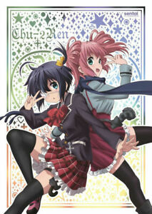 LOVE-CHUNIBYO-HEART-THROB-LOVE-CHUNIBYO-HEART-THROB-5PC-BO-Blu-Ray-NEW