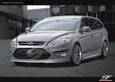 ford mondeo mk4 facelift full body kit / SEDAN / HB