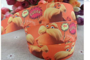 Lorax-ribbon-Dr-Deuss-Sam-I-Am-Green-Eggs-and-Ham-Ribbon