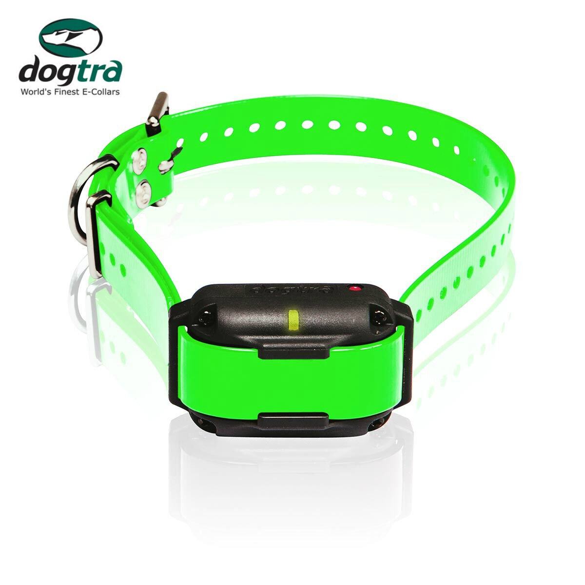 Dogtra Edge RT Additional Replacement Dog Receiver Collar Green EDGE-RT-RX-GREEN