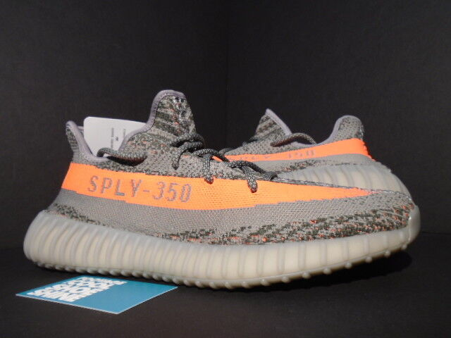 discount shop coupon code store adidas Originals Yeezy Boost 350 V2 Steel Grey Beluga Solar Red Bb1826
