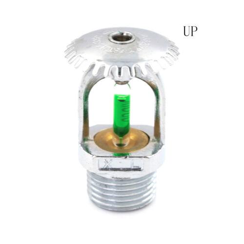Aufrecht hängender Sprinklerkopf zum Schutz der Löschanlage 93 ℃ FAB