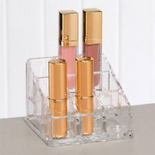 9 LIPSTICK MAKEUP HOLDER BRUSH NAIL VARNISH POLISH STORAGE RACK COSMETIC DISPLAY