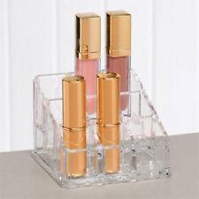 9 Cepillo del lápiz labial maquillaje Soporte Rack de almacenamiento de Esmalte de Uñas Barniz pantalla de cosméticos