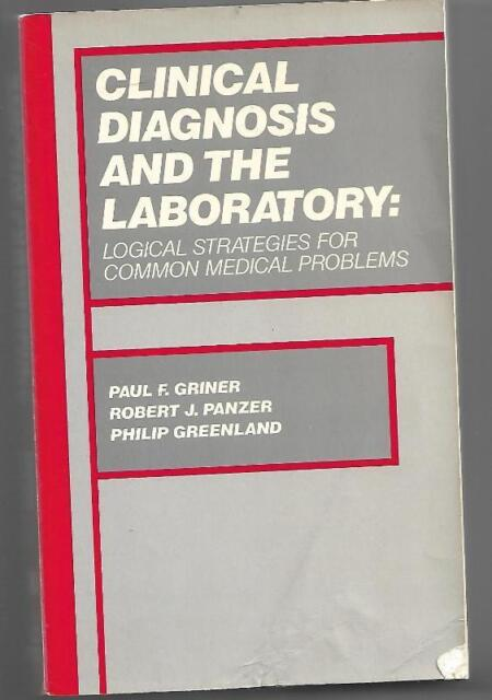 Griner Griner/Clinical Diag Laboratory