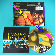 CD Leaving Las Vegas Original Motion Picture Soundtrack 540 476-2 UK 1995(OST1*)