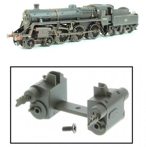 New Genuine Hornby X9981W Standard Class 4 Steam Train Cylinder Block Weathered