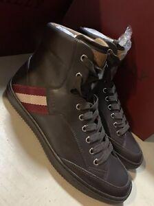 New $650 Bally Men Oldani Leather High