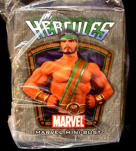 Hercules-Variant-Modern-Bust-Statue-New-2007-Bowen-Marvel-Comics-Avengers