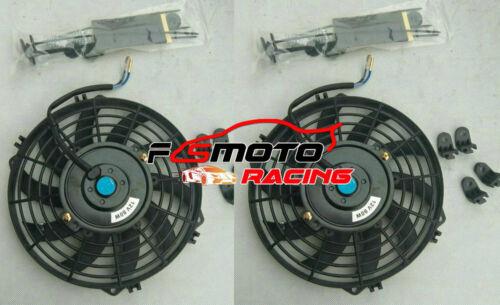 3 Row For Mazda RX7 RX-7 SA22C 12A 1.1L R2 GSL//GS 79-82 Aluminum Radiator /& Fans