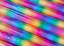 RAINBOW ORGANZA Voile Theatre Childrens Sensory Fabric Material 150CM 1 METRE