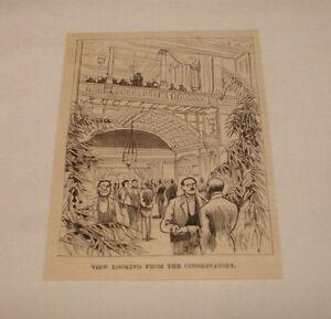 1886-Revista-Grabado-William-Vanderbilt-Recieveing-Invitados-Ny