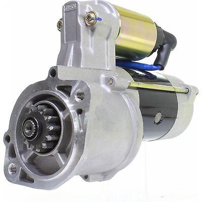 12V 0,9  kw D6RA20 0986013850 D6RA10 Neuer Anlasser für Peugeot Citroen