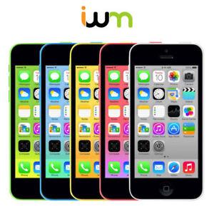 Apple-iPhone-5C-8GB-16GB-32GB-Unlocked-Verizon-AT-amp-T-T-Mobile-Sprint