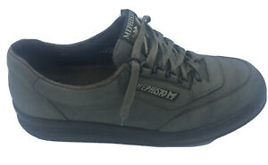 Mens-Mephisto-Runoff-Air-Jet-System-Tan-Brown-Leather-suede-Shoes-Size-US-9-5