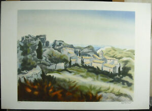 Zarou-1930-2013-Village-Near-Villecraze-Provence-Mas-Country-Num-33-150